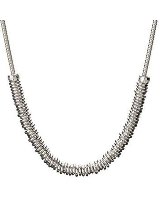 Links of London | Metallic Sweetie Sterling Silver Necklace | Lyst