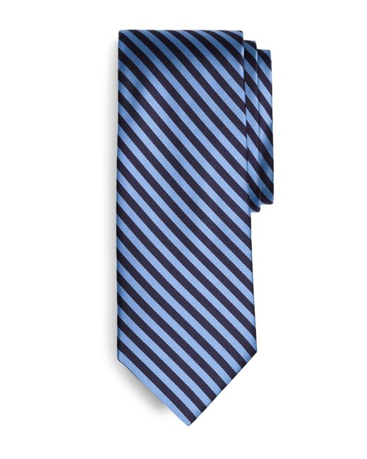 Brooks Brothers   Blue Bb#5 Repp Tie for Men   Lyst