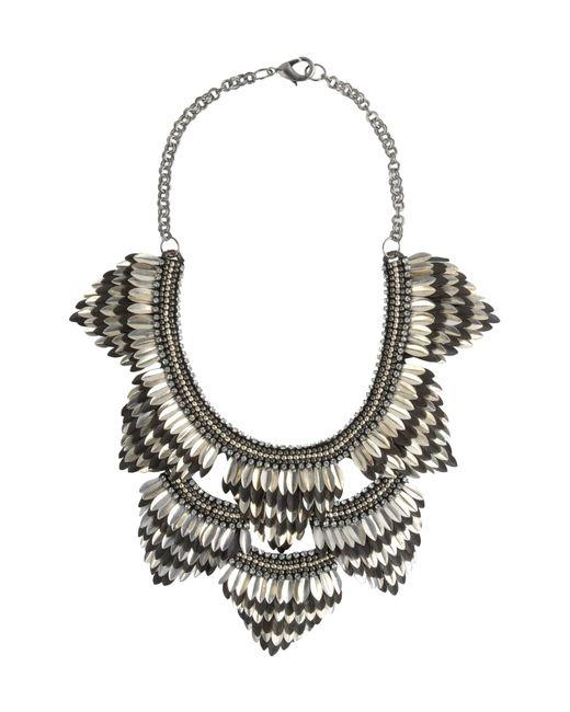 Deepa Gurnani | Black Necklace | Lyst