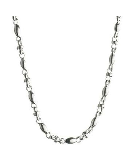 Links of London | Metallic Marina Chain | Lyst