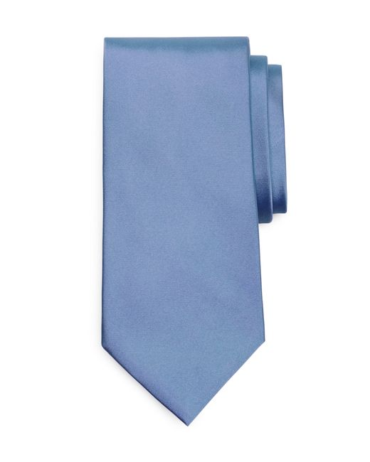 Brooks Brothers | Blue Golden Fleece® 7-fold Satin Tie for Men | Lyst