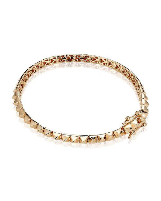 Eddie Borgo | Metallic Mini Cone Bracelet | Lyst