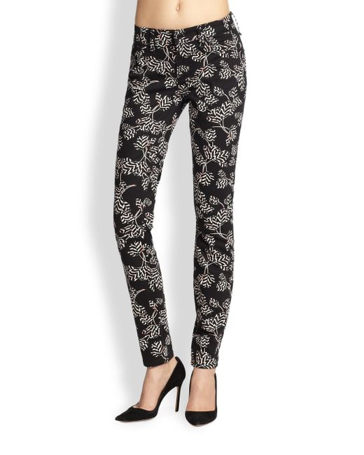 Marc By Marc Jacobs | Black Stick Rae Rae Skinny Pants | Lyst