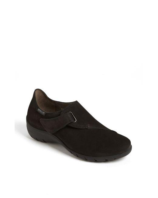 Mephisto | Black 'luce' Sneaker | Lyst