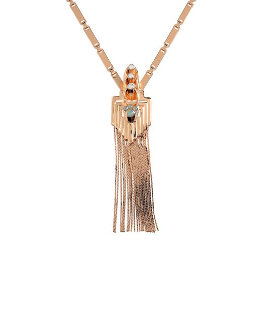 Mawi | Metallic Necklace | Lyst