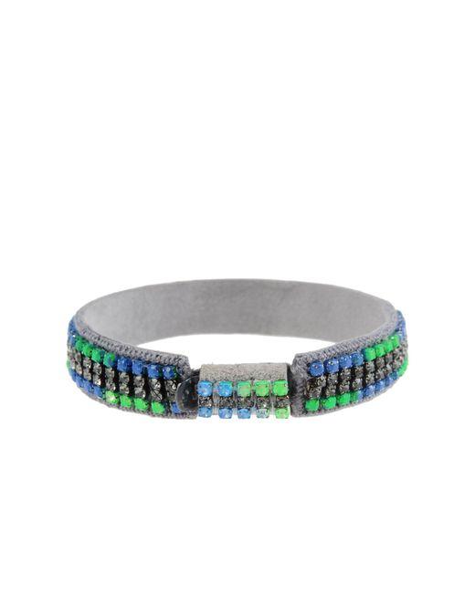 Deepa Gurnani | Green Bracelet | Lyst