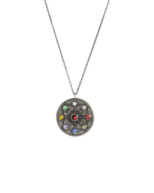 First People First   Gray Necklace   Lyst