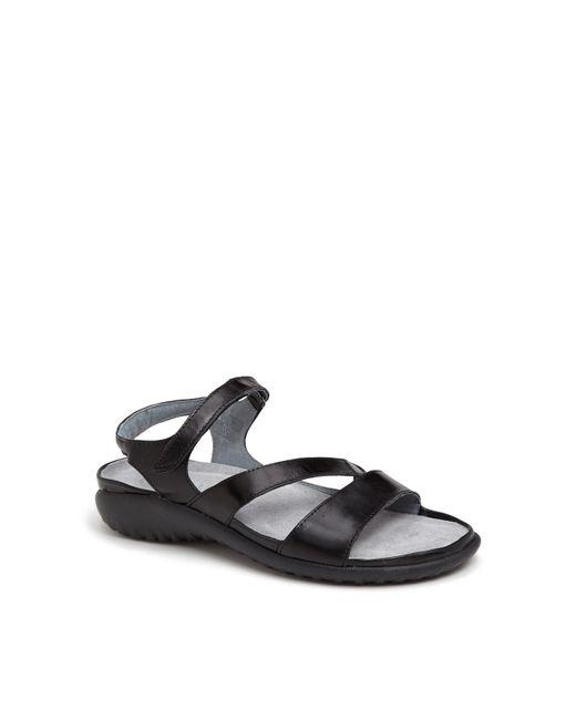 Naot | Black 'etera' Sandal | Lyst