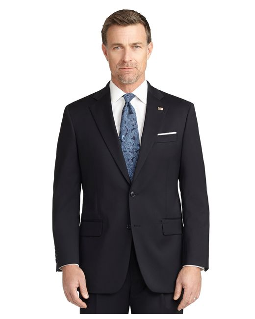 Brooks Brothers | Blue Madison Fit Two-button 1818 Suit for Men | Lyst