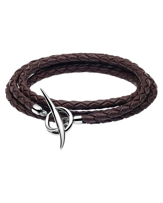 Shaun Leane | Brown Tusk Wrap Bracelet for Men | Lyst