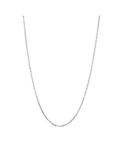 Links of London | Metallic Essentials Sterling Silver Cable Chain Necklace | Lyst