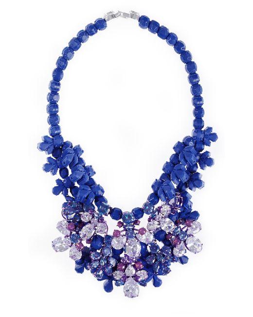 EK Thongprasert | Blue Peacoat Archer Heights Necklace | Lyst