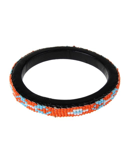 HTC | Orange Bracelet | Lyst