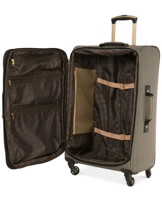 """Weatherproof   Gray Beacon 29"""" Expandable Spinner Suitcase, Only At Macy's for Men   Lyst"""