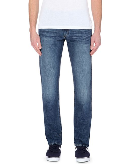 Polo Ralph Lauren | Blue Varick Slim-fit Straight Jeans for Men | Lyst