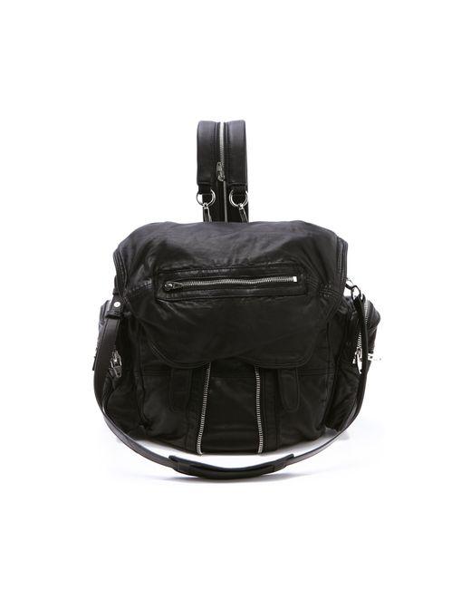 Alexander Wang   Black Marti Backpack   Lyst