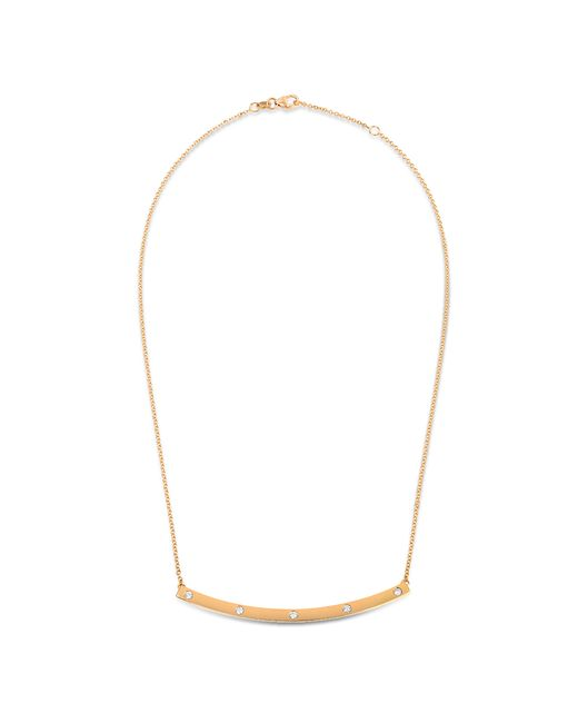 Carbon & Hyde | Metallic High Five Necklace | Lyst
