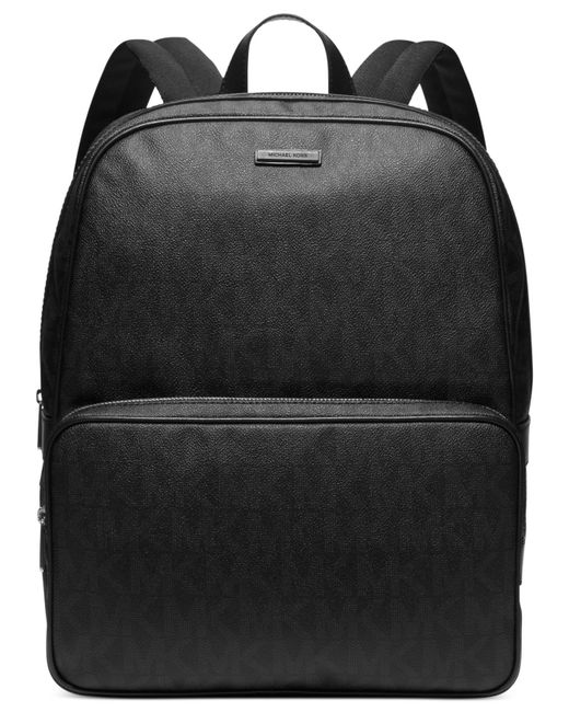 Michael Kors | Black Jet Set Shadow Backpack for Men | Lyst