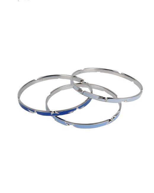 Thierry Mugler | Blue Bracelet | Lyst
