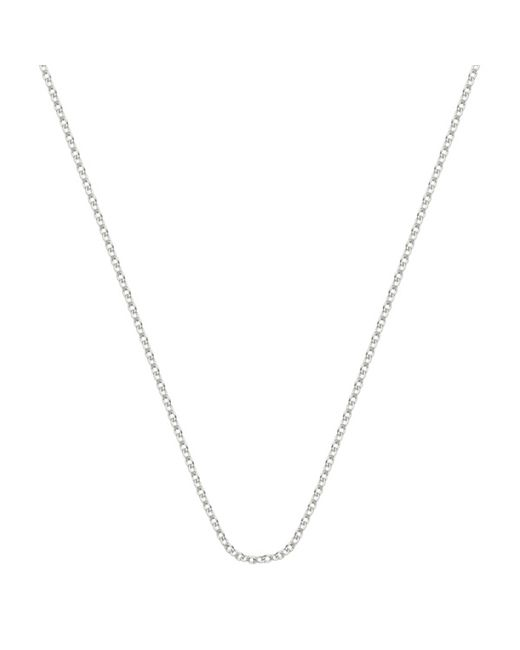"Monica Vinader | Metallic Rolo Chain 24""/61cm With Adjuster 