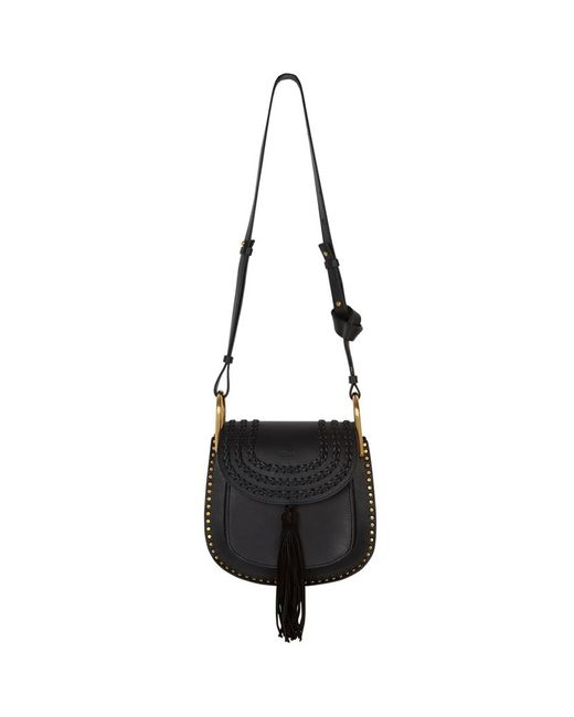 choloe handbags - chloe hudson small whipstitched leather shoulder bag, replica ...