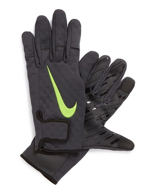 Nike Men S Destroyer Training Gloves: Nike 'sphere' Training Gloves In Gray For Men (ANTHRACITE