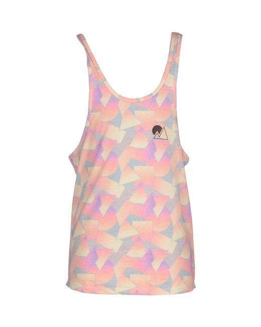 Jack & Jones   Pink Vest for Men   Lyst