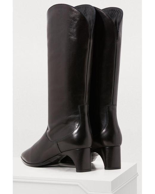 Pierre Hardy Cassidy heeled cowboy boots vO4hDFsb5o