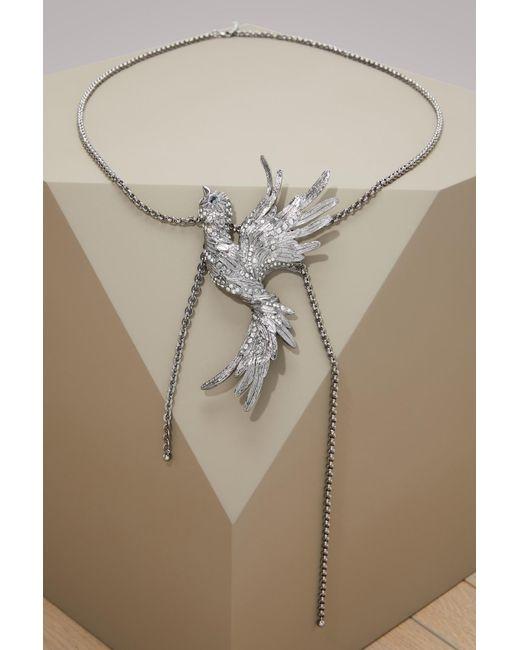 Lanvin - Natural Swan Collar - Lyst