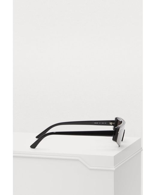 4f40c04be93 ... Balenciaga - Multicolor Ski Rec Sunglasses - Lyst ...