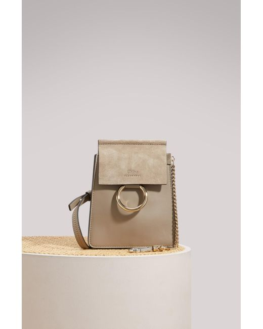 Chloé - Multicolor Faye Small Bracelet Bag - Lyst