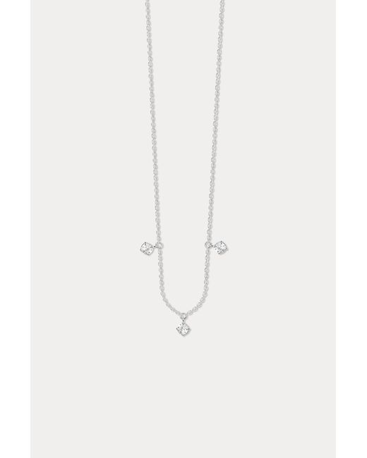 Vanrycke - Metallic Stardust 3 Necklace - Lyst