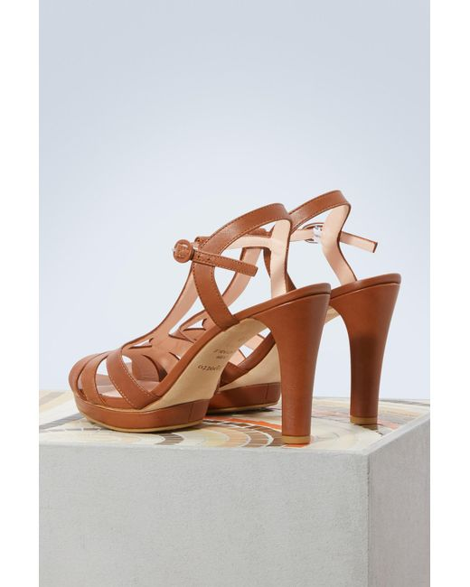 Repetto Bikini heeled sandals hsqVXhpAOR