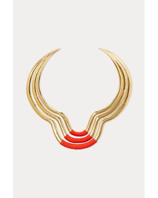 Aurelie Bidermann - Multicolor Alcazar Necklace - Lyst