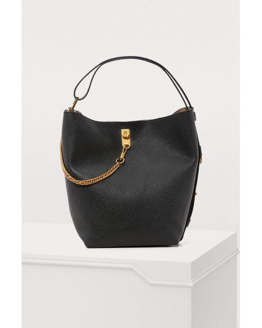 Givenchy - Black Gv Bucket Bag - Lyst ... 78e3addfa5