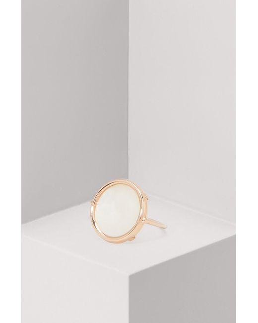 Ginette NY - Multicolor Mother Of Pearl Ring - Lyst