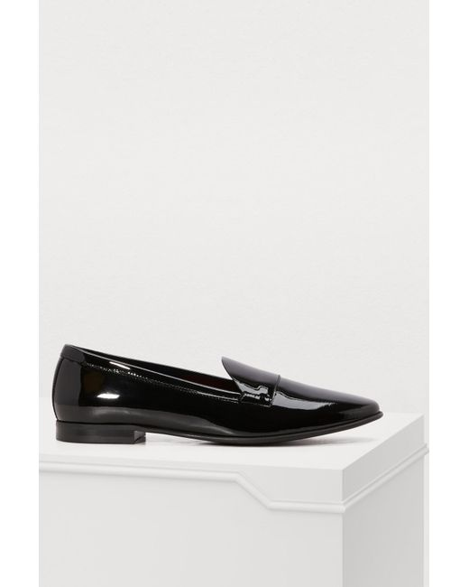 Pierre Hardy - Black Jacno Loafers In Patent Leather - Lyst