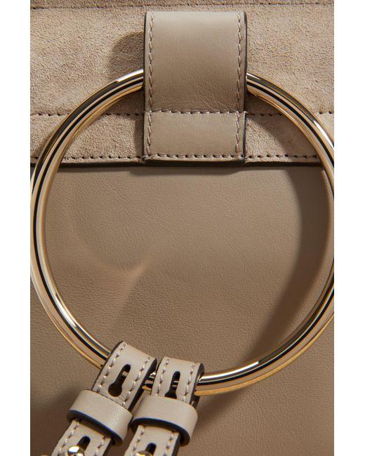 Chloé | Multicolor Faye Small Bracelet Bag | Lyst