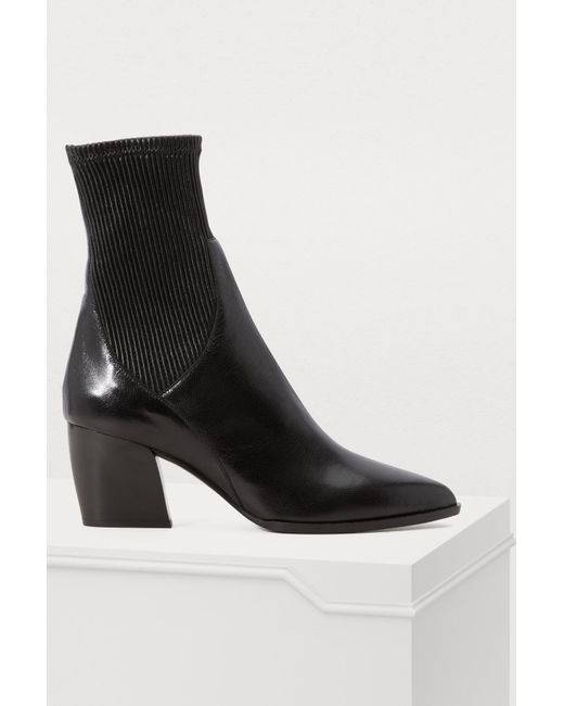 Pierre Hardy - Black Rodéo 70mm Ankle Boots - Lyst