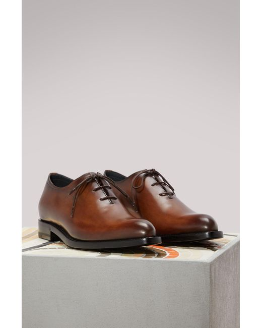 Alessandro brogue shoes Berluti