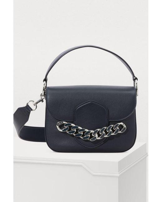 Tory Burch - Blue Jessie Shoulder Bag - Lyst