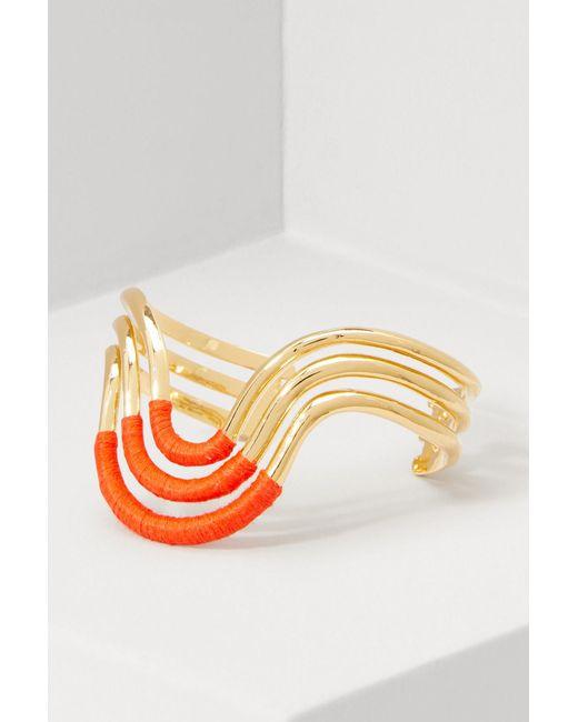 Aurelie Bidermann - Multicolor Alcazar Bracelet - Lyst