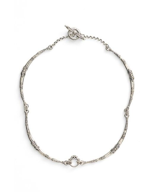 Konstantino | Metallic 'erato' Collar Necklace | Lyst