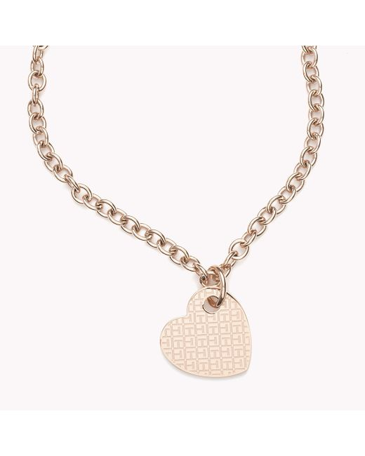Tommy Hilfiger | Multicolor Heart Necklace for Men | Lyst