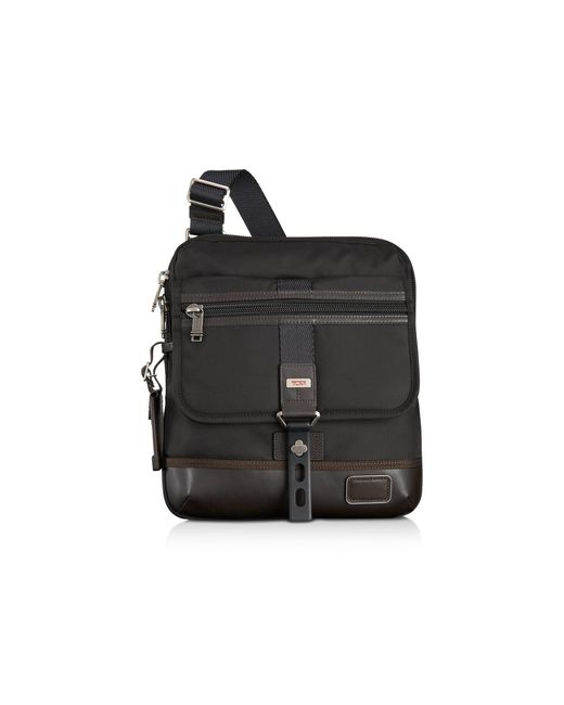 Tumi | Brown Annapolis Zip Flap Bag | Lyst