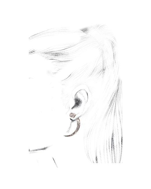 Pamela Love   Metallic Single Eagle Claw Earring   Lyst