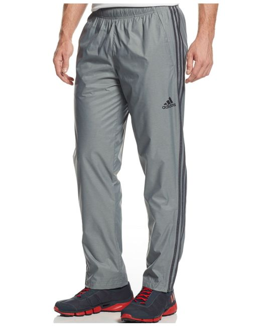Adidas Men's Essentials Woven Pants in Gray for Men (Vista ...