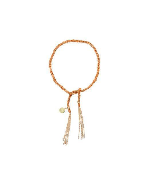 Carolina Bucci | Orange Happiness Lucky Bracelet | Lyst