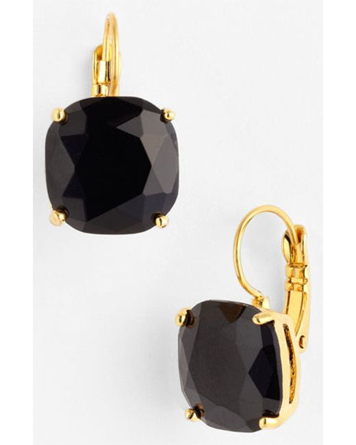kate spade new york | Metallic Drop Earrings | Lyst