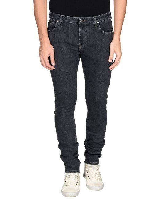 lee black jeans for men - photo #9